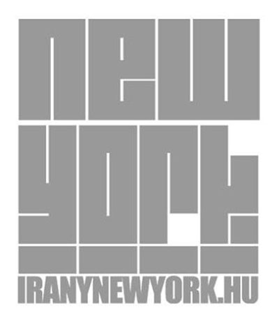 Irány New York logo