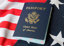 amerikai útlevél