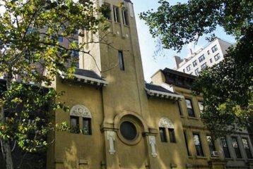new york első református egyház templom