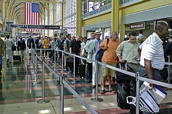 reptér biztonsági ellenőrzés