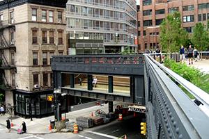 High Line Park Chelsea