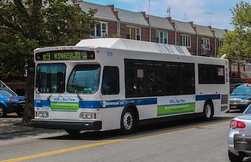 MTA busz