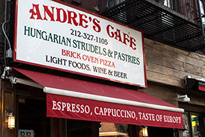 Andre's Cafe