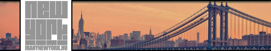 Irány New York