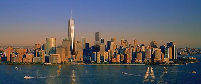 Manhattan felhőkarcolói