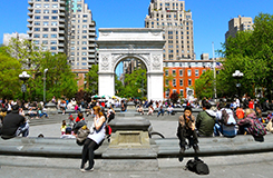 Washington-Square park