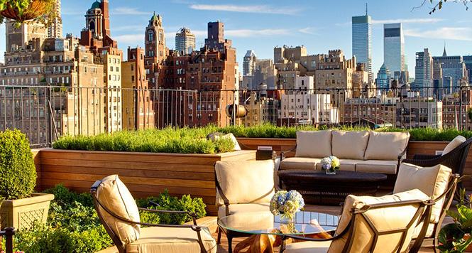 tetőkert new york