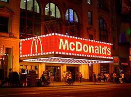mcdonalds new york