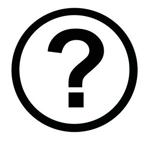 kérdőjel ikon